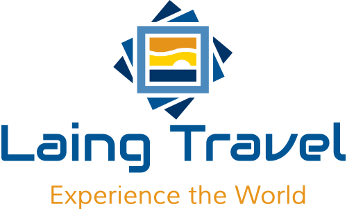 laing travel logo